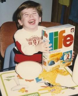 Matt Life Cereal